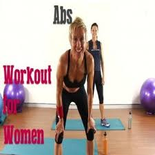 abs workout for her